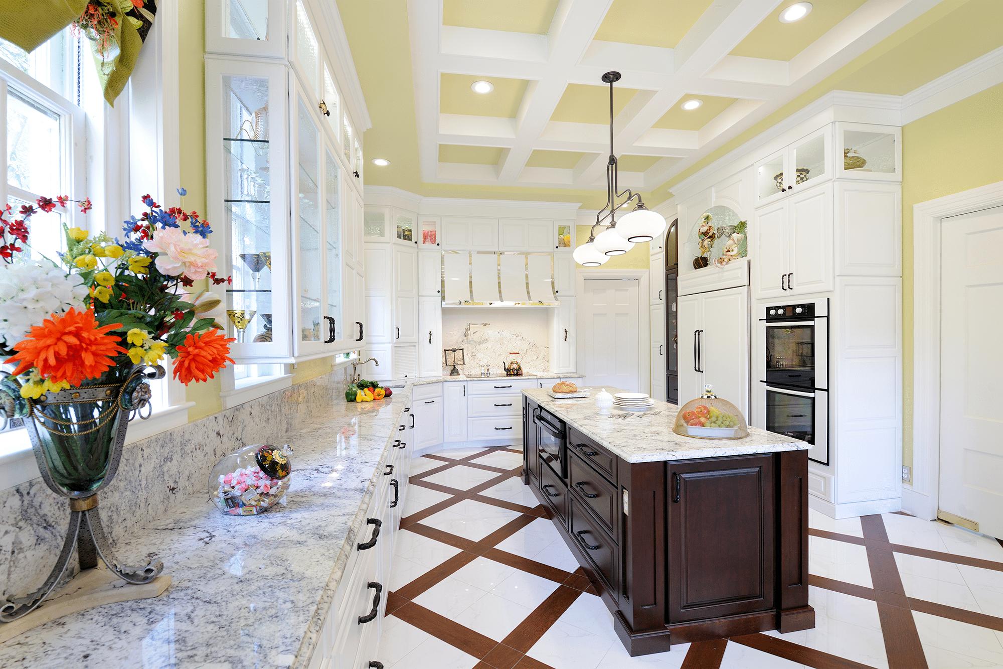 Century Home Kitchen