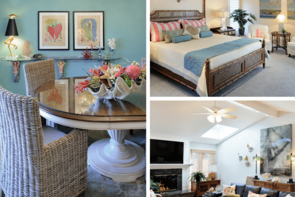 House furniture collage