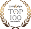 town and style top 100 award