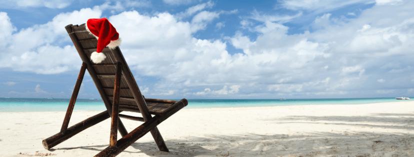 chair on a beach