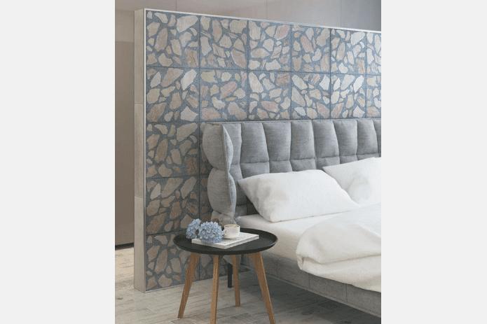 terrazzo room divider