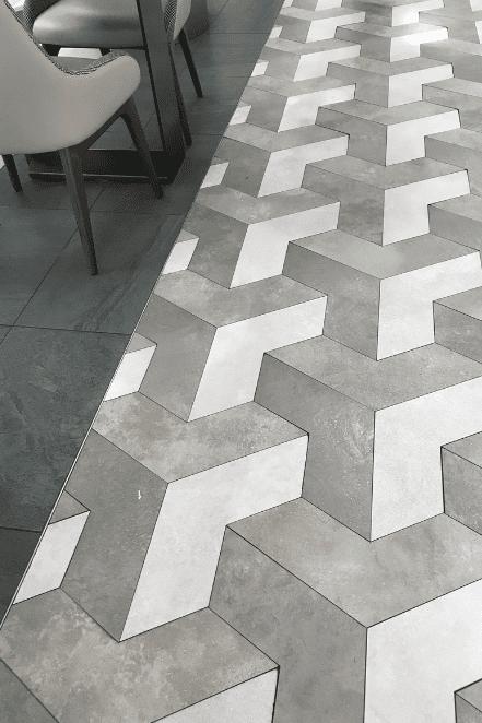 greek mosiac floor