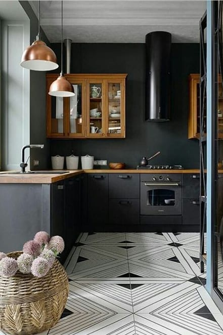 hygge kitchen