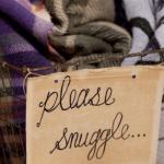 please snuggle sign