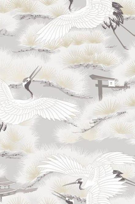 crane wallpaper