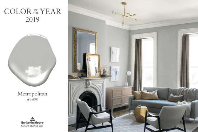 color of the year Metropolitan